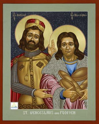 Saint Wenceslas et Podiven