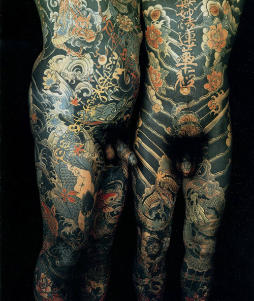 Yakuza-Full-Body-Tattoos