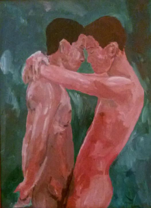 Figuratif homosensible par Sylvain Rabouille®